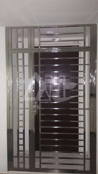 Stainless Steel Door 001