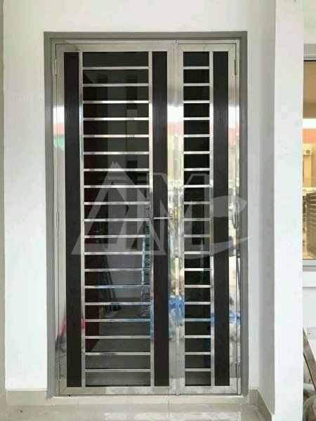 Stainless Steel Door 002