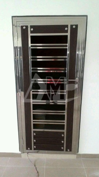 Stainless Steel Door 004