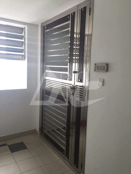 Stainless Steel Door 005