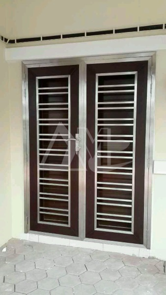 Stainless Steel Door 006