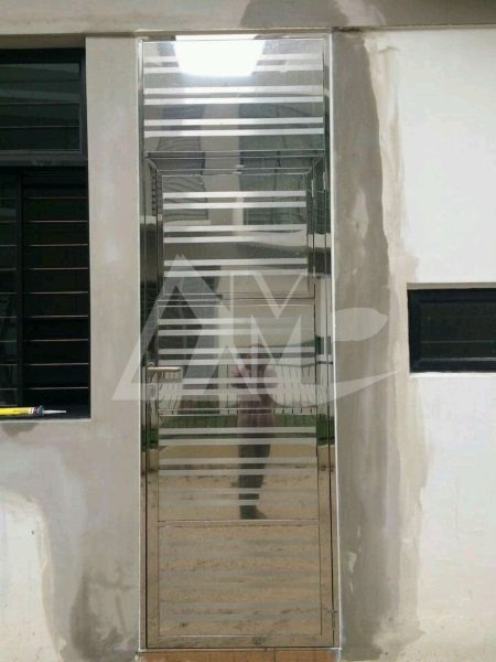 Stainless Steel Door 008