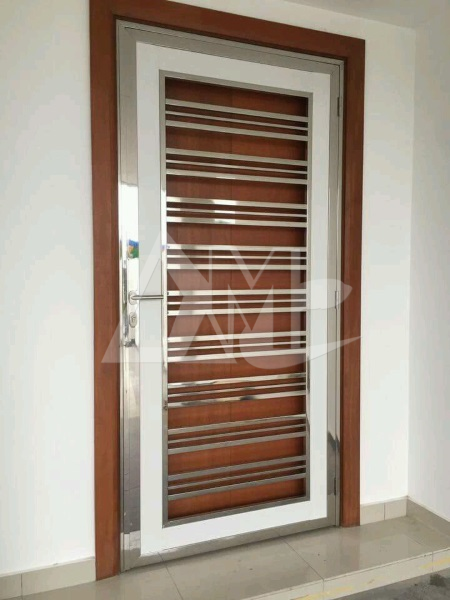 Stainless Steel Door 009