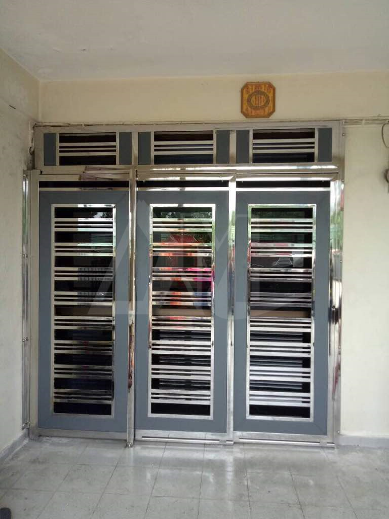 Stainless Steel Door 013