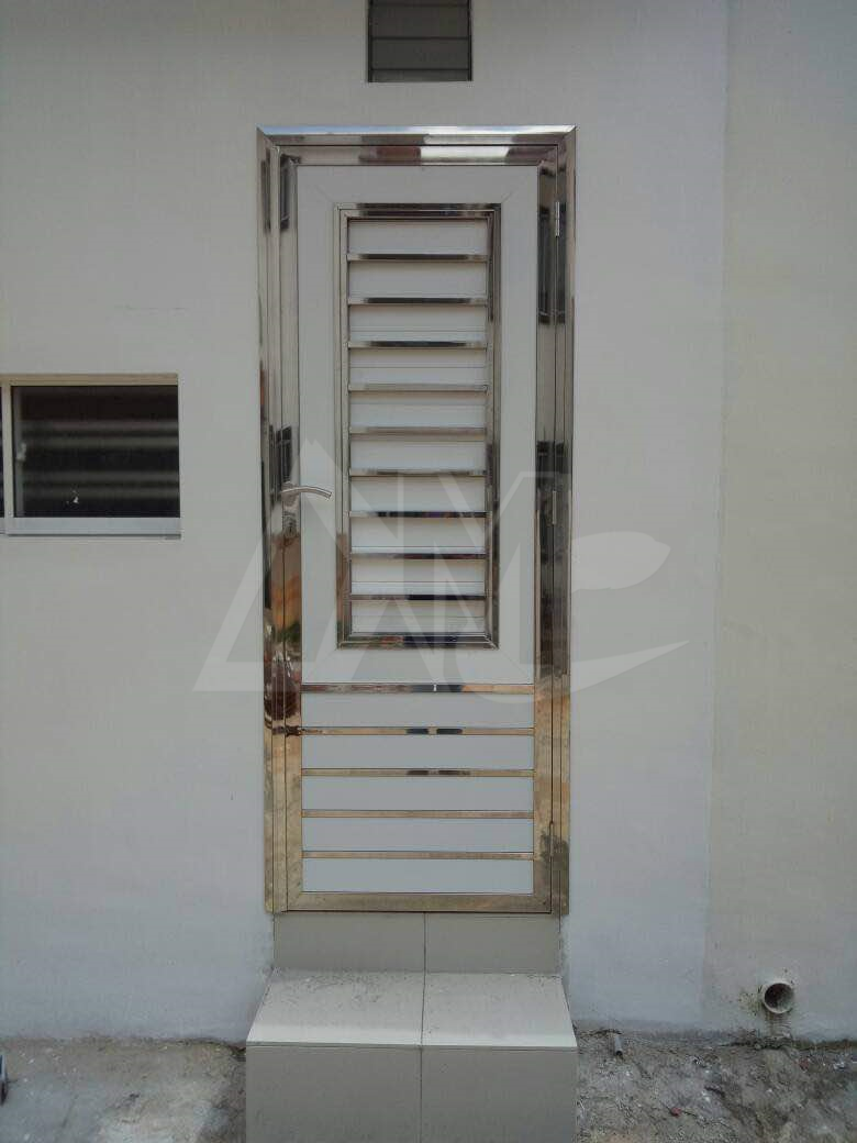 Stainless Steel Door 021