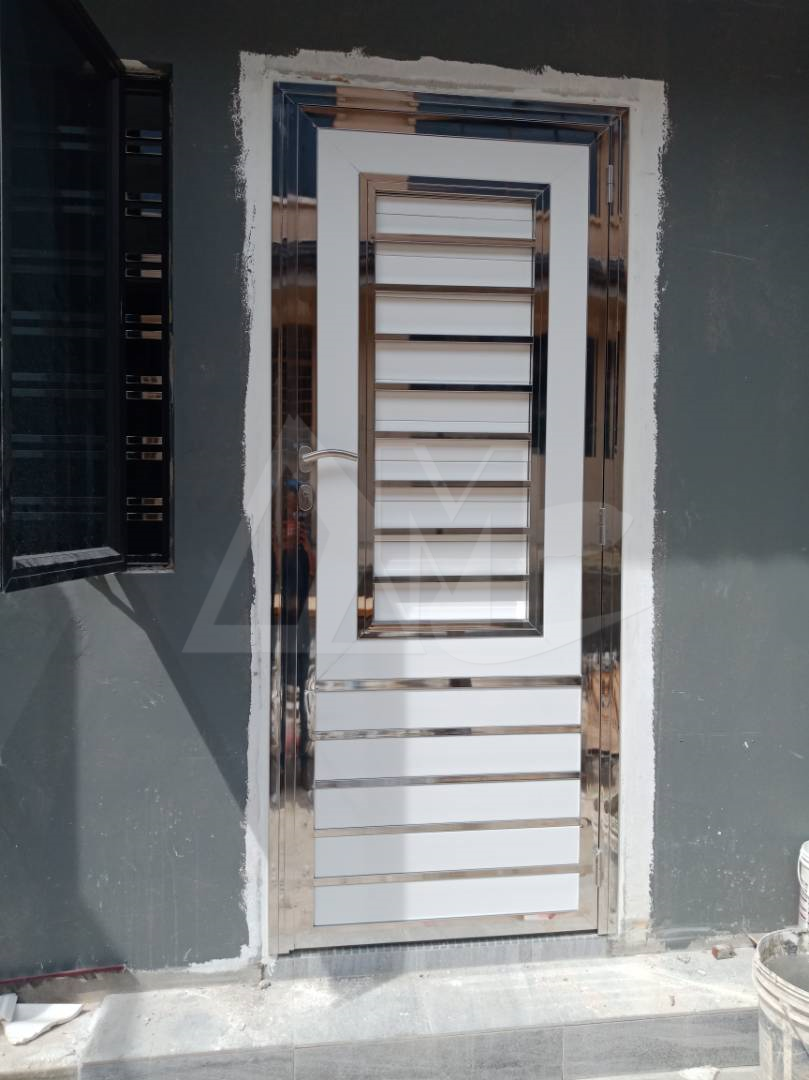 Stainless Steel Door 025