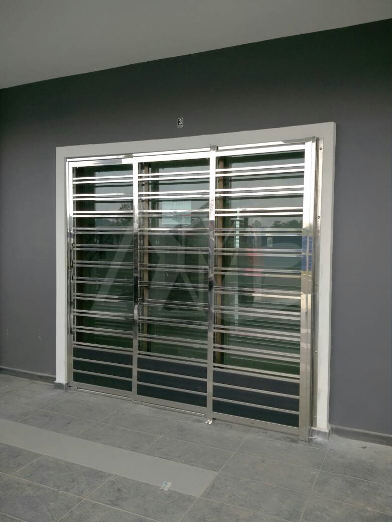 Stainless Steel Door 027