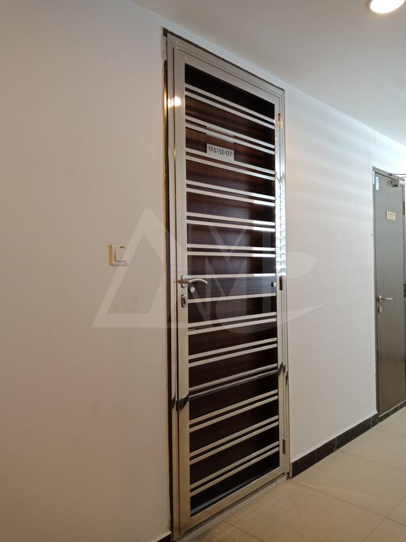 Stainless Steel Door 029