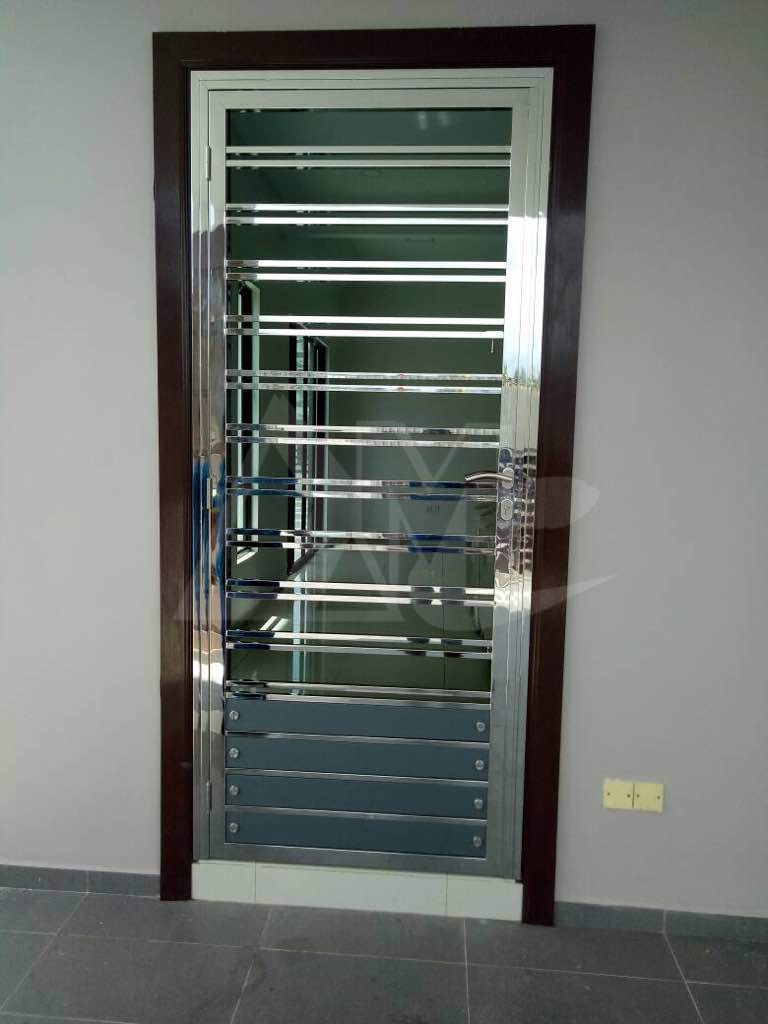 Stainless Steel Door 033
