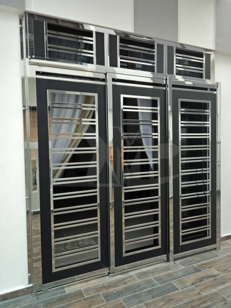 Stainless Steel Door 038