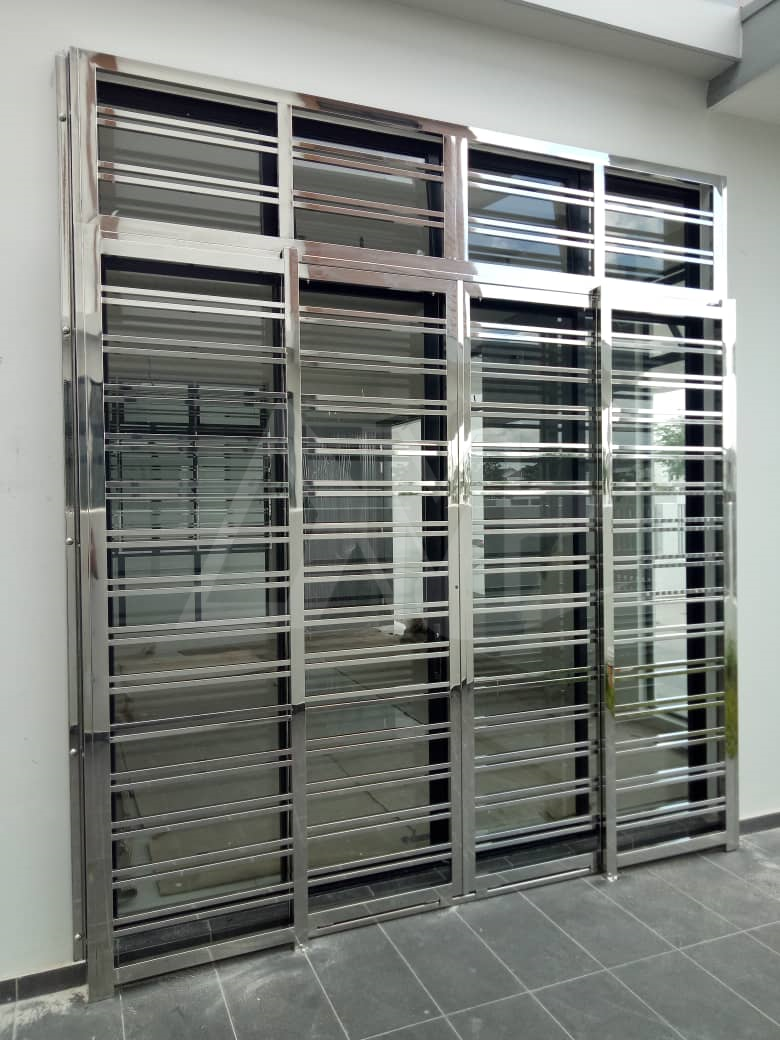 Stainless Steel Door 039