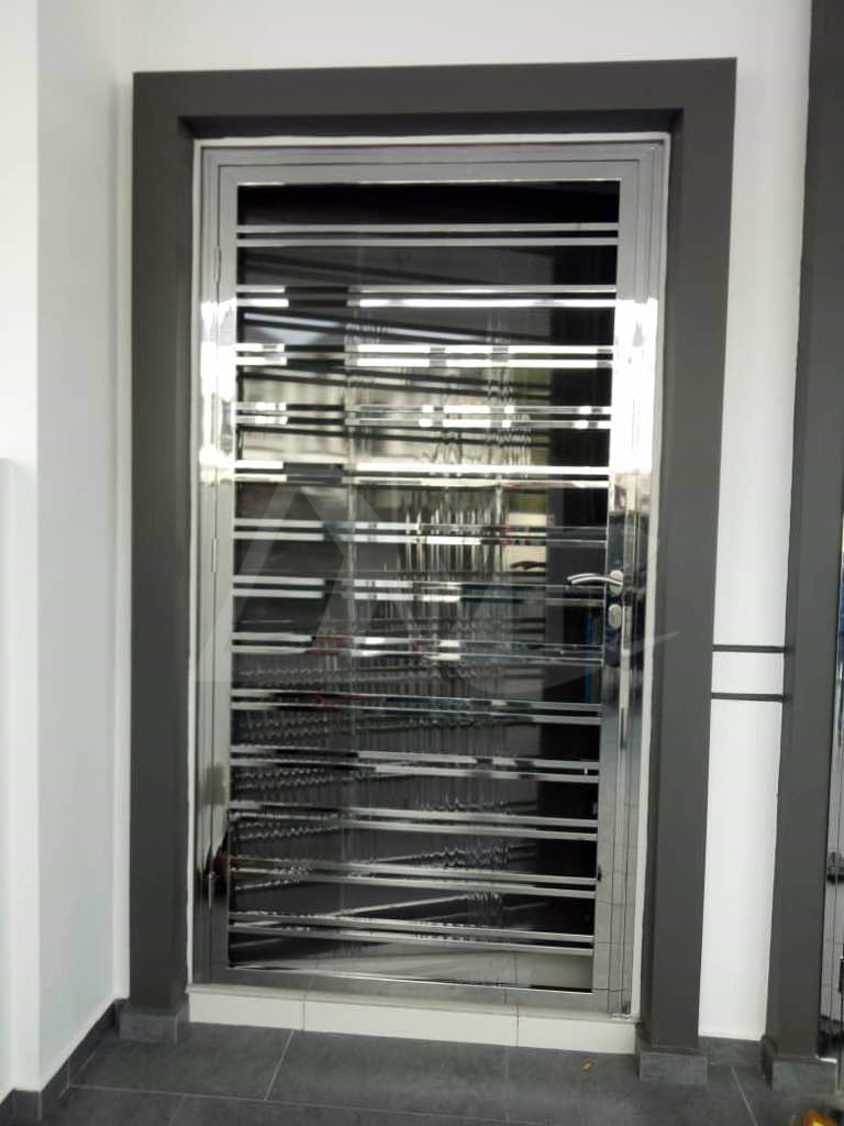 Stainless Steel Door 044