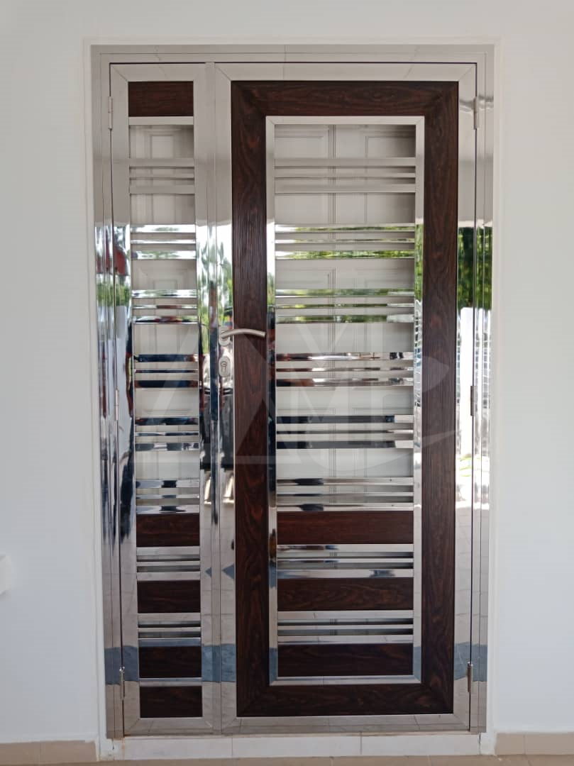 Stainless Steel Door 045