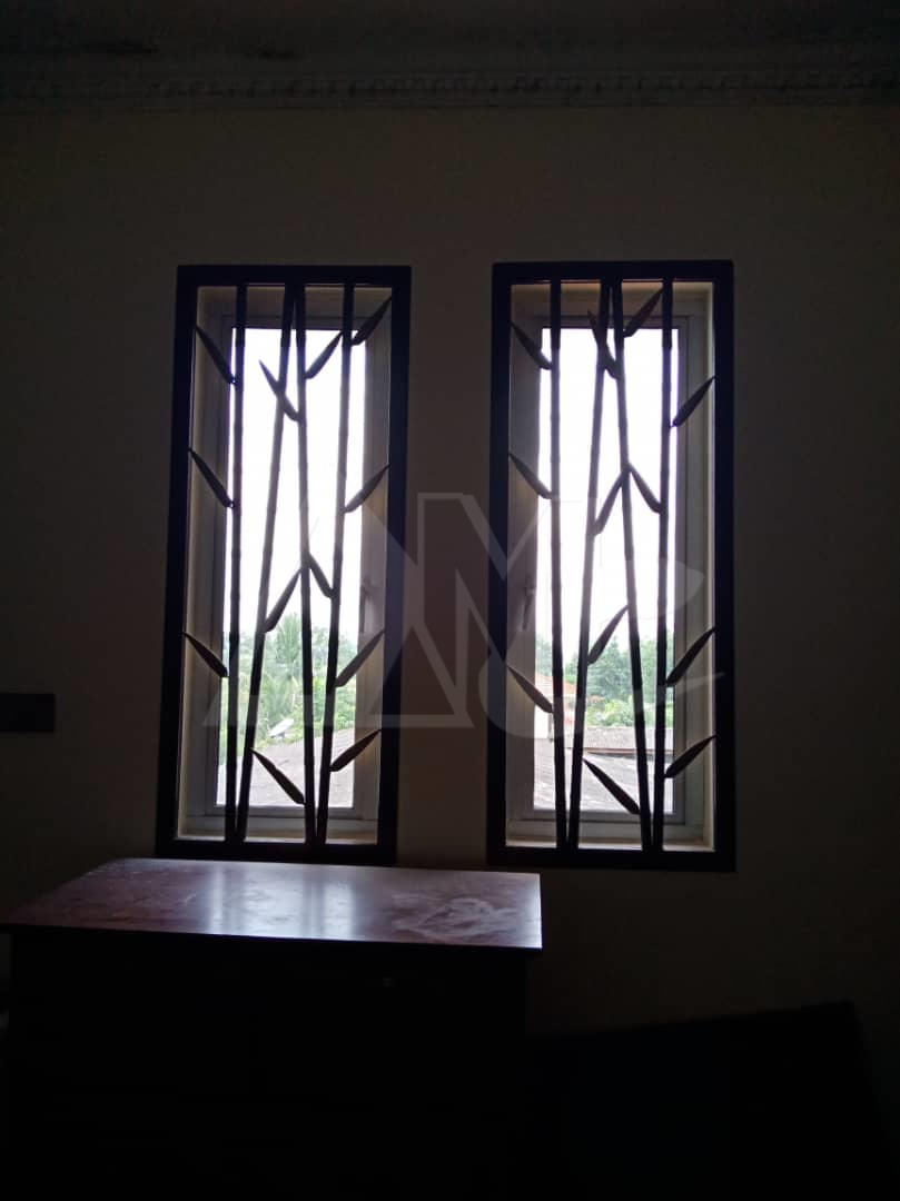 Powder Coated Metal Window 004